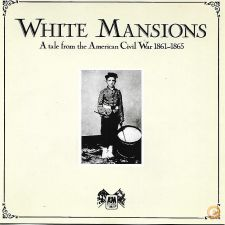 Paul Kennerley's WHITE MANSIONS Country CD 1989
