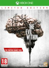 XBOX ONE - The Evil Within Limited Edition - NOVO/SELADO