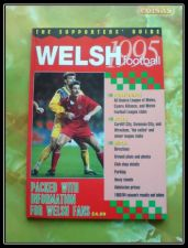 The Supporters' Guide - Welsh Football 1995 Soccer Book