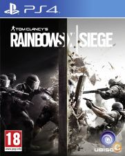 PS4 - Tom Clancy's Rainbow Six Edge - NOVO/SELADO - ENVIO JÁ