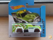2014 HOT WHEELS - RESCUE DUTY   TREASURE HUNT      *NOVO*