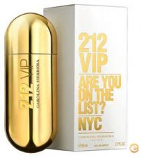 Carolina Herrera 212 VIP 80ml Eau Parfum - NOVO - ORIGINAL
