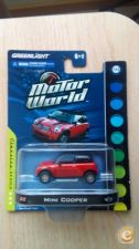 GREENLIGHT - MINI COOPER S    1/64      *NOVO*