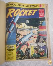 Rocket: The First Space-Age Weekly nºs 1 a 32 completa