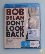 BLU-RAY_BOB DYLAN_DONT LOOK BACK. A film by D. A. Pennebaker