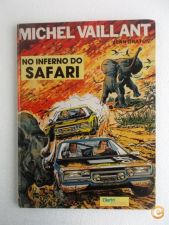 Michel Vaillant | No inferno da Safari