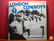 London Cowboys - Tall In The Saddle / EX / Lp / FR / 1984