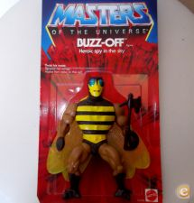 MOTU: Buzz-Off (He-Man) NOVO!