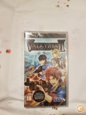 Playstation psp Valkyria Chronicles 2 SELADO RARO!