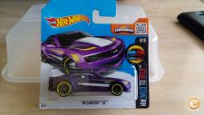 2016 HOT WHEELS - 10 CAMARO SS   PURPLE         *NOVO*