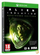 XBOX One - Alien Isolation Nostromo Edition (semi-novo)