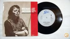 "MICHAEL JACKSON Just Can´t Stop loving You 7""Single"