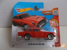 2016 Hot Wheels  101. 1963 Aston Martin DB5