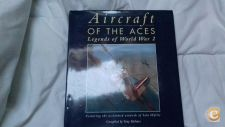 Livro Aircraft of the aces AVIAÇÃO WW2 2ª guerra como novo