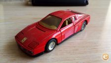 MC TOY VINTAGE - FERRARI TESTAROSSA   MADE IN MACAU    1/43