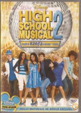Duplo DVD Filme: High School Musical 1 e 2 (2007)