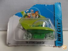 2014 Hot Wheels    090. The Jetsons Capsule Car