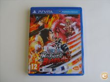 _( PS Vita ) One Piece Burning Blood *SELADO*_