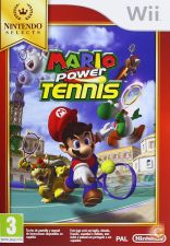 Mario Power Tennis - NOVO Nintendo Wii