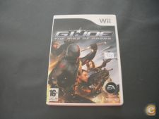 JOGO WII NINTENDO G.I. JOE THE RISE OF COBRA EA 2009 PAL