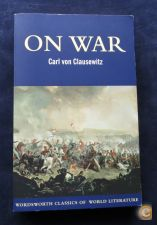 23. Livro On War , Carl von Clausewitz