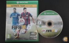 Fifa 15 Ultimate Team Edition - Como novo - XBOX ONE