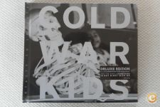 CD+DVD *Cold War Kids: loyalty to loyalty* Novo e Selado