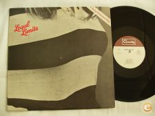 "LEGAL LIMITS Ladies Man Vinil 12""single Edc Pt"
