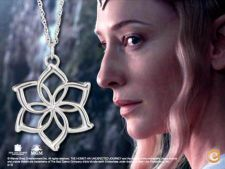 "Fio  ""Lord of the Rings""  Elven Galadriel hobbit flores"