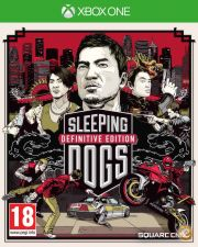XBOX ONE - Sleeping Dogs Definitive Edition - NOVO/SELADO