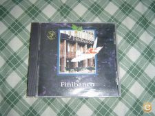 Finibanco - In The Mood For Christmas (CD, Album) 1995 Natal