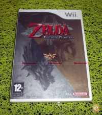 THE LEGEND OF ZELDA TWILIGHT PRINCESS WII (NOVO E SELADO)