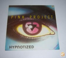 PINK PROJECT - Hypnotized (MAXI SINGLE)