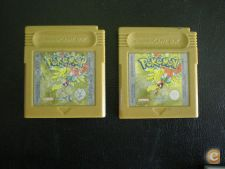 GameBoy Pokemon Gold + Gold + Blue