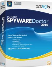 PC Tools Spyware Doctor 2010 - NOVO e SELADO