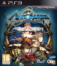 Ar Nosurge Ode To An Unborn Star -  NOVO Playstation 3