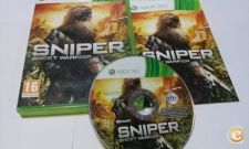 Sniper Ghost Warrior - Bom estado - XBOX 360