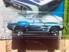 2014 HOT WHEELS - 1969 CAMARO      1/64  *NOVO*