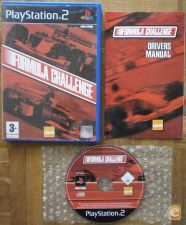 formula challenge - sony playstation 2 ps2