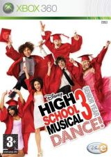 Disney High School Musical 3 Dance! Senior Year - Xbox 360