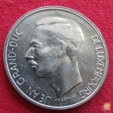 Luxemburgo 10 francs 1974 KM# 57 Luxembourg