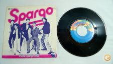 "SPARGO You And Me 7""Single (DJs / Disco) 1980"