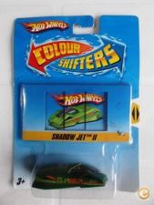 Hot Wheels 2009 - Shadow Jet II - Colour Shifters