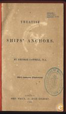 A TREATISE ON SHIP´S ANCHORS George Cotsell