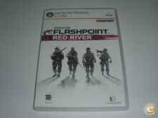 Operation Flashpoint Red River - JOGO PC