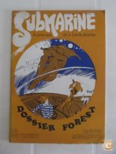 Submarine nº4-5 - Bibliographie - Dossier Jean Claude Forest