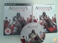 Assassins Creed II 2 - Como novo - PS3