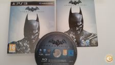 Batman Arkham Origins - Como novo - PS3
