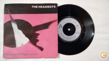 """THE HEADBOYS The Shapes Of Things To Come 7""""Single"""