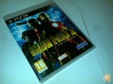 IRON MAN 2 - JOGO PS3 (JOGO PLAYSTATION 3)